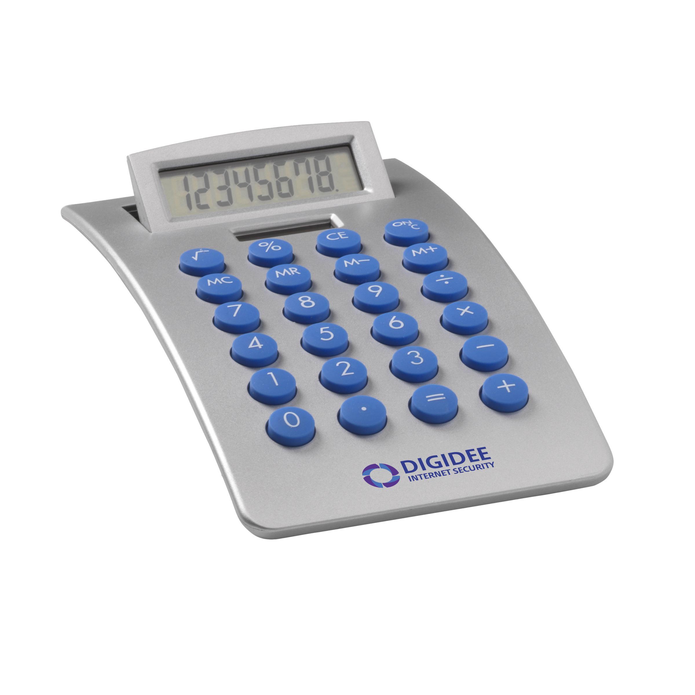 impresión de StreamLine calculatrice