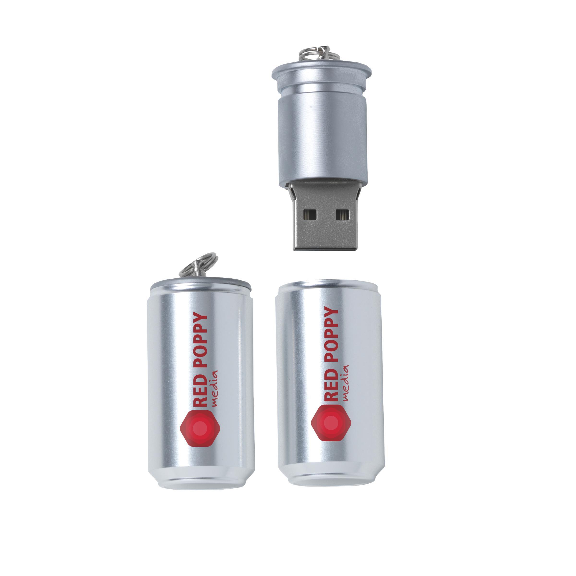 USB Can bedrukken