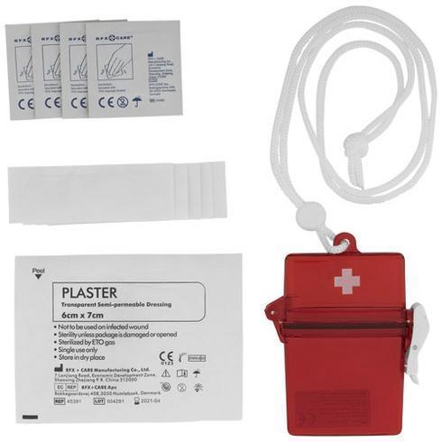 Haste 10-teiliges Erste-Hilfe-Set