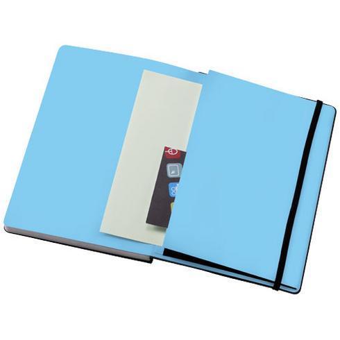 Alpha A5 Notizbuch mit Seitentrennern