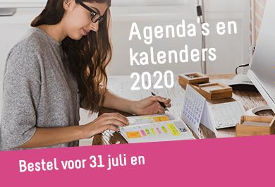 Agenda's en kalenders 2020