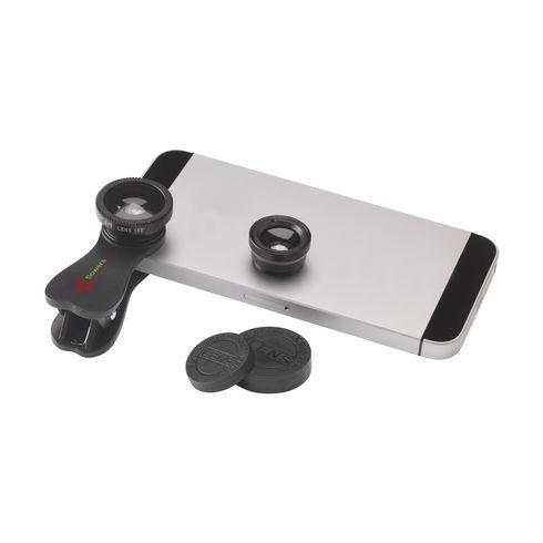 ClipOn 3-in-1 Lens ensemble de lentilles
