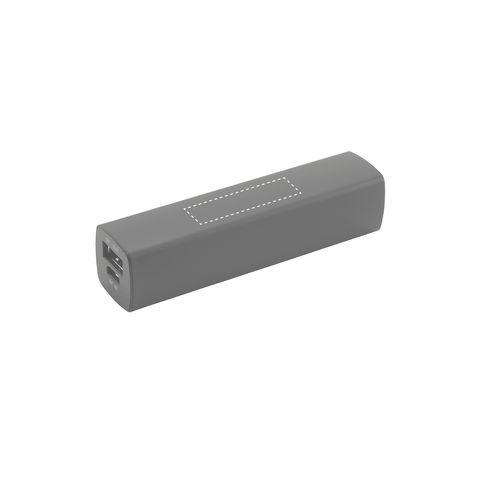 LogoBoost 2500 Powerbank batterie externe lumineux
