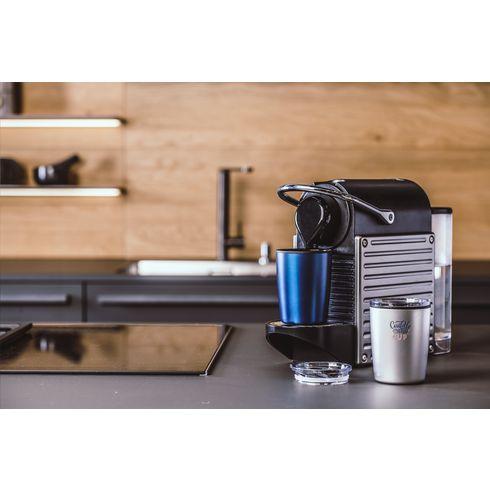 Bedrukte espresso thermosbeker  160 ml