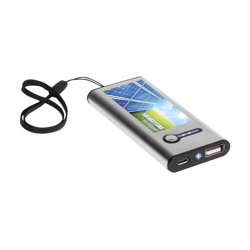 Solar PowerCharger powerbank
