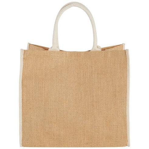 Grand sac shopping en jute Harry