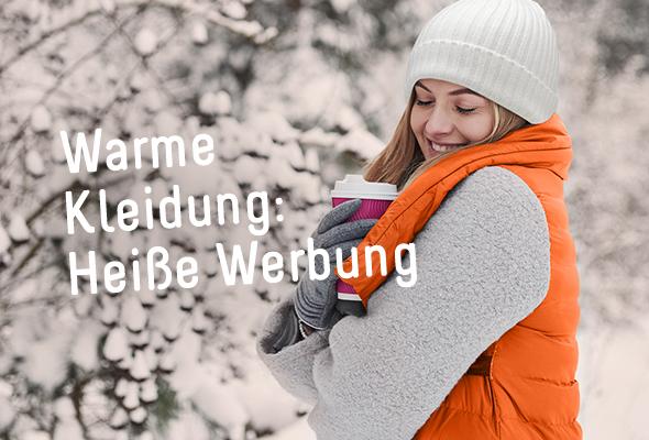 Warme Westen für den Winter