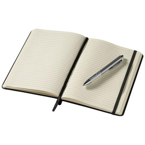Panama A5 Hard Cover Notizbuch mit Stift