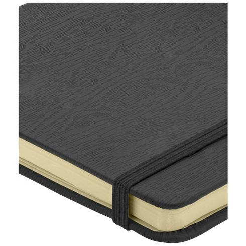 Wood-Look A5 Hard Cover Notizbuch