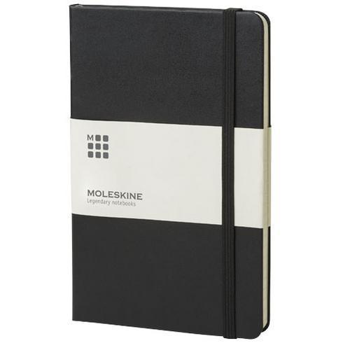 Classic Hardcover Notizbuch Taschenformat – liniert