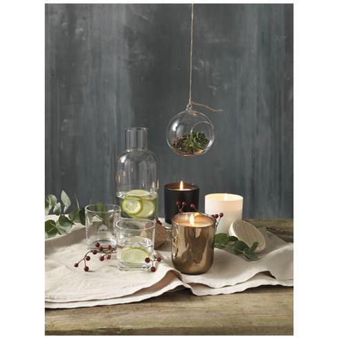 Lani Kerze mit Holzdeckel