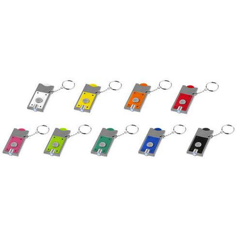 Allegro LED-Schlüssellicht mit Münzhalter