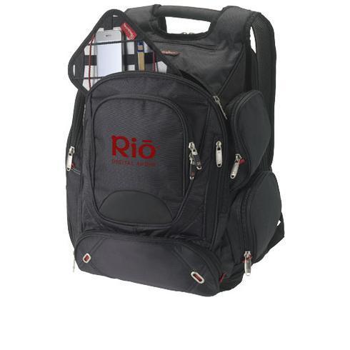 """Proton 17"""" Laptop-Rucksack geeignet für Sicherheitskontrollen"""