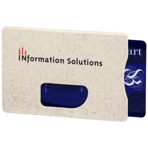 Straw RFID-Kartenhalter