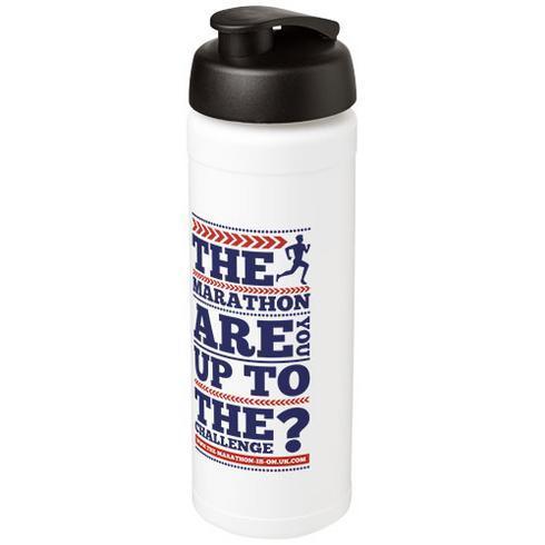 Baseline® Plus grip 750 ml Sportflasche mit Klappdeckel