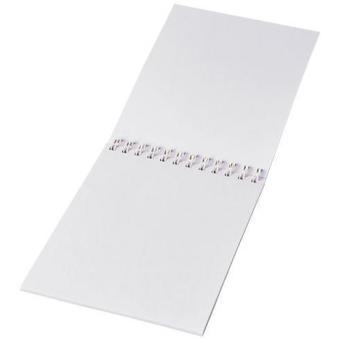 Desk-Mate® A6 Notizbuch mit Spiralbindung