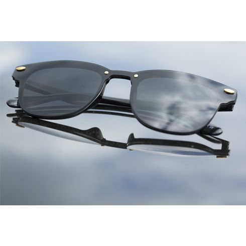 Werbesonnenbrille Estilo · Shiny Black