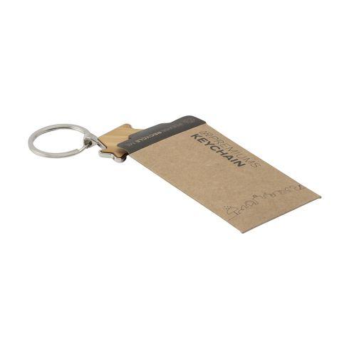 Casa Bambus Schlüsselanhänger