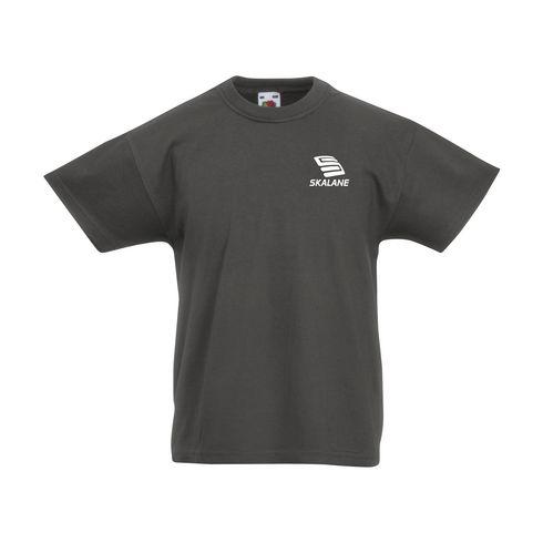 Fruit Target T-Shirt Kinder