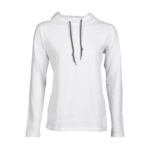 Anvil HoodedShirt Damen