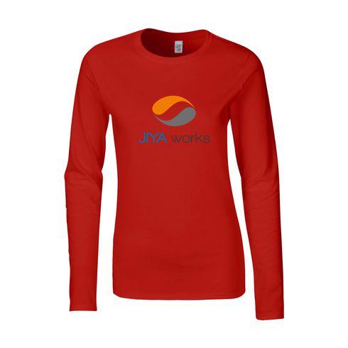 Gildan LongSleeve Damenshirt