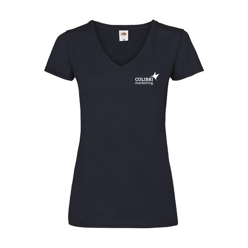 Fruit Quality V-Shirt Damen