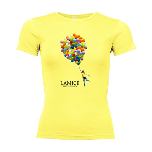 SoL's California T-Shirt Damen