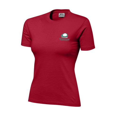 Slazenger T-Shirt Cotton Damen