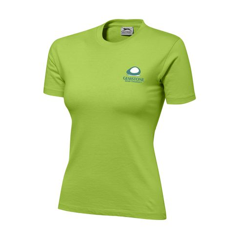 Slazenger T-Shirt Cotton Damen