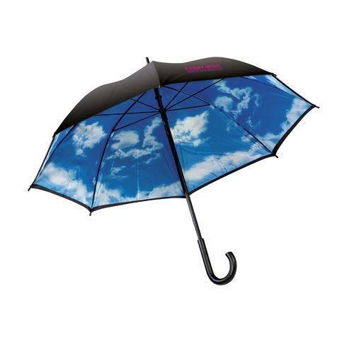 Image Cloudy Day Regenschirm