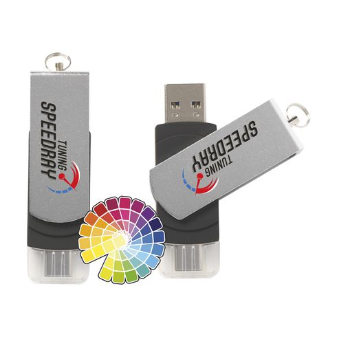 USB Dual Connect 3.0 - Typ-C