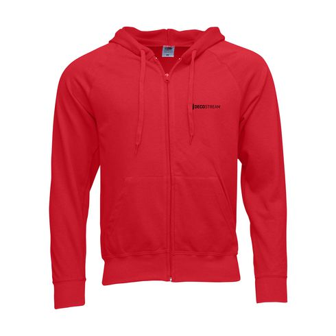 Fruit Hooded Zip Herren