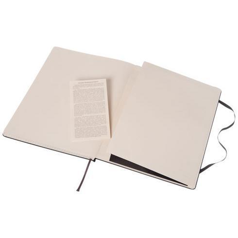 Classic Hardcover Notizbuch XL – kariert