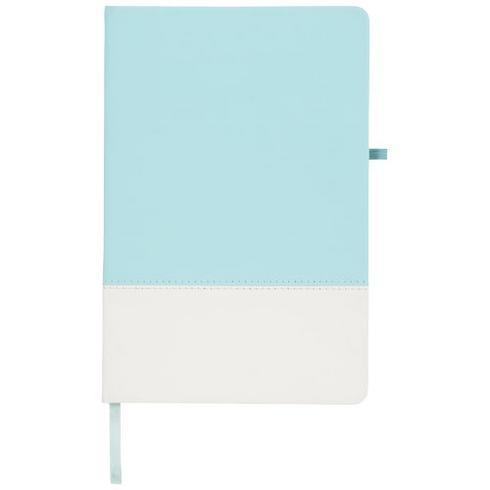 Two-tone A5 farbiges Notizbuch