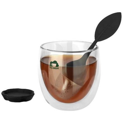 Spring Tee-Set mit Sieb und Tasse