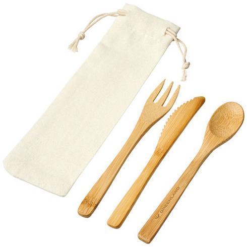 Celuk Bambus-Besteckset