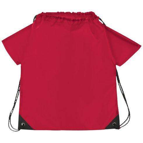 Cheer Sportbeutel in T-Shirt Optik