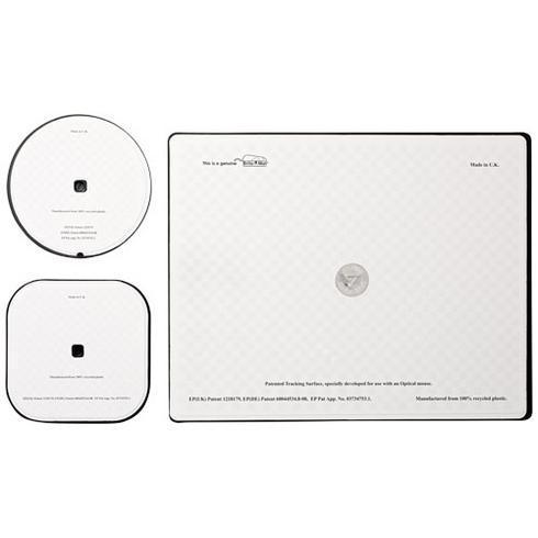 Brite-Mat® Mauspad- und Untersetzer-Set 1