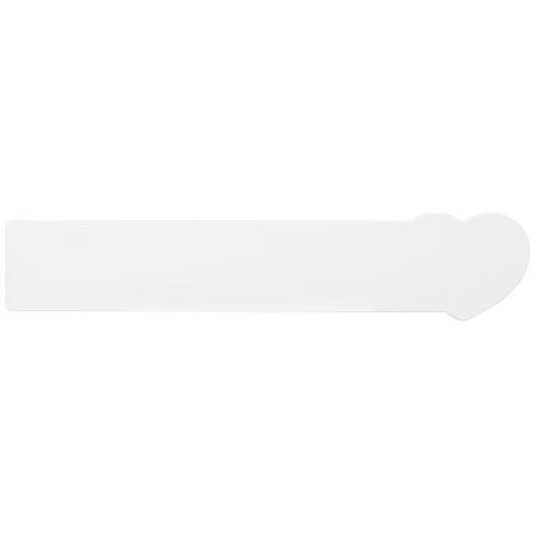 Loki 15 cm herzförmiges Kunststofflineal