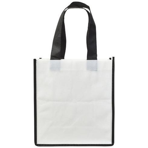Contrast NonWoven kleine Einkaufstasche