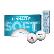 Pinnacle Soft golfbolde
