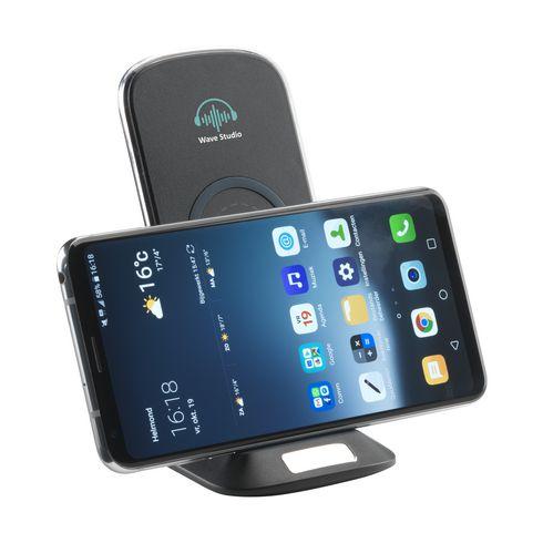 Wireless Charger Stand telefonholder trådløs oplader