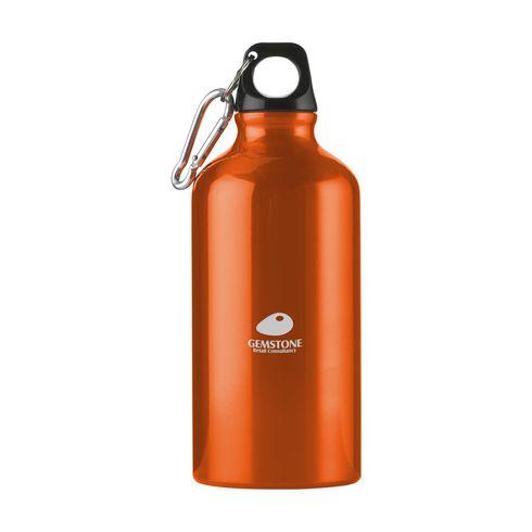 Aluminiumvandflaske AluMini med logo · 500ml