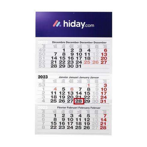 Kvartalskalender Jumbo