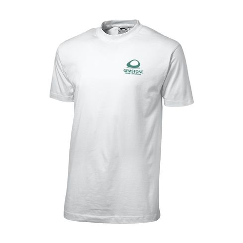 Slazenger T-shirt Cotton herre