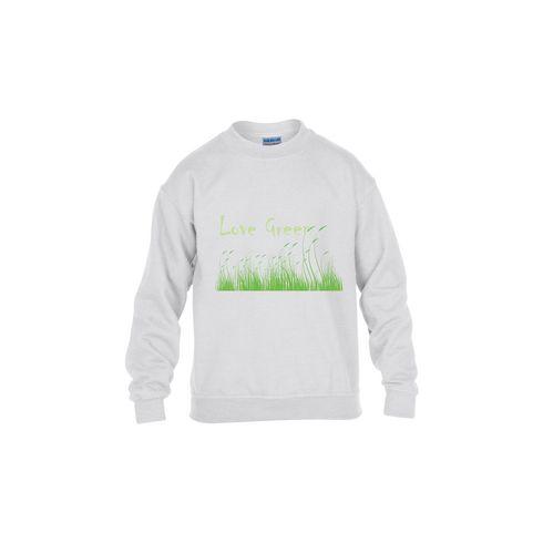 Gildan Kvalitets sweater barn