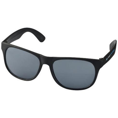 Retro tofarvede solbriller