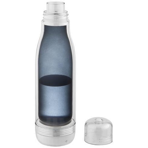 Spirit sportsflaske med glas
