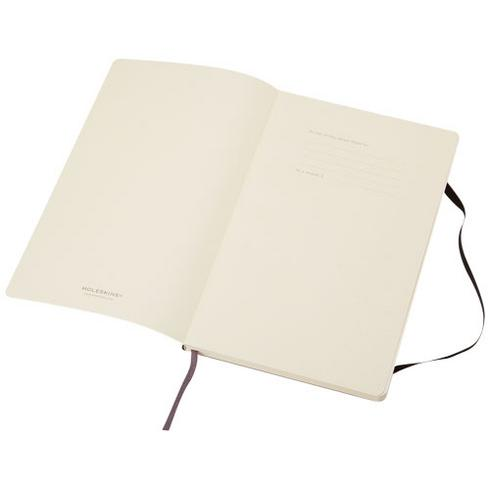 Classic L softcover notesbog - blank