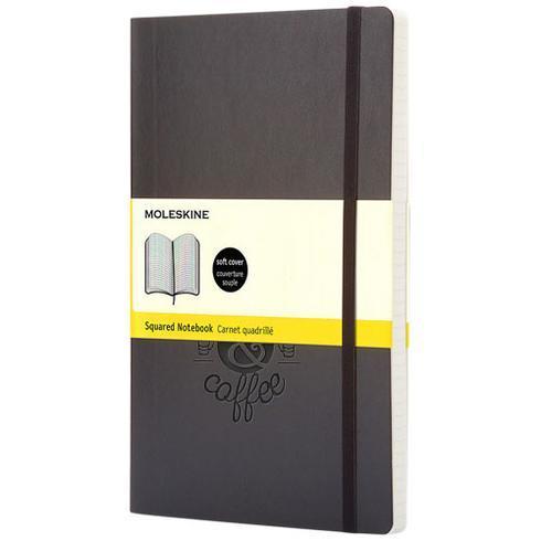 Classic PK softcover notesbog - kvadreret